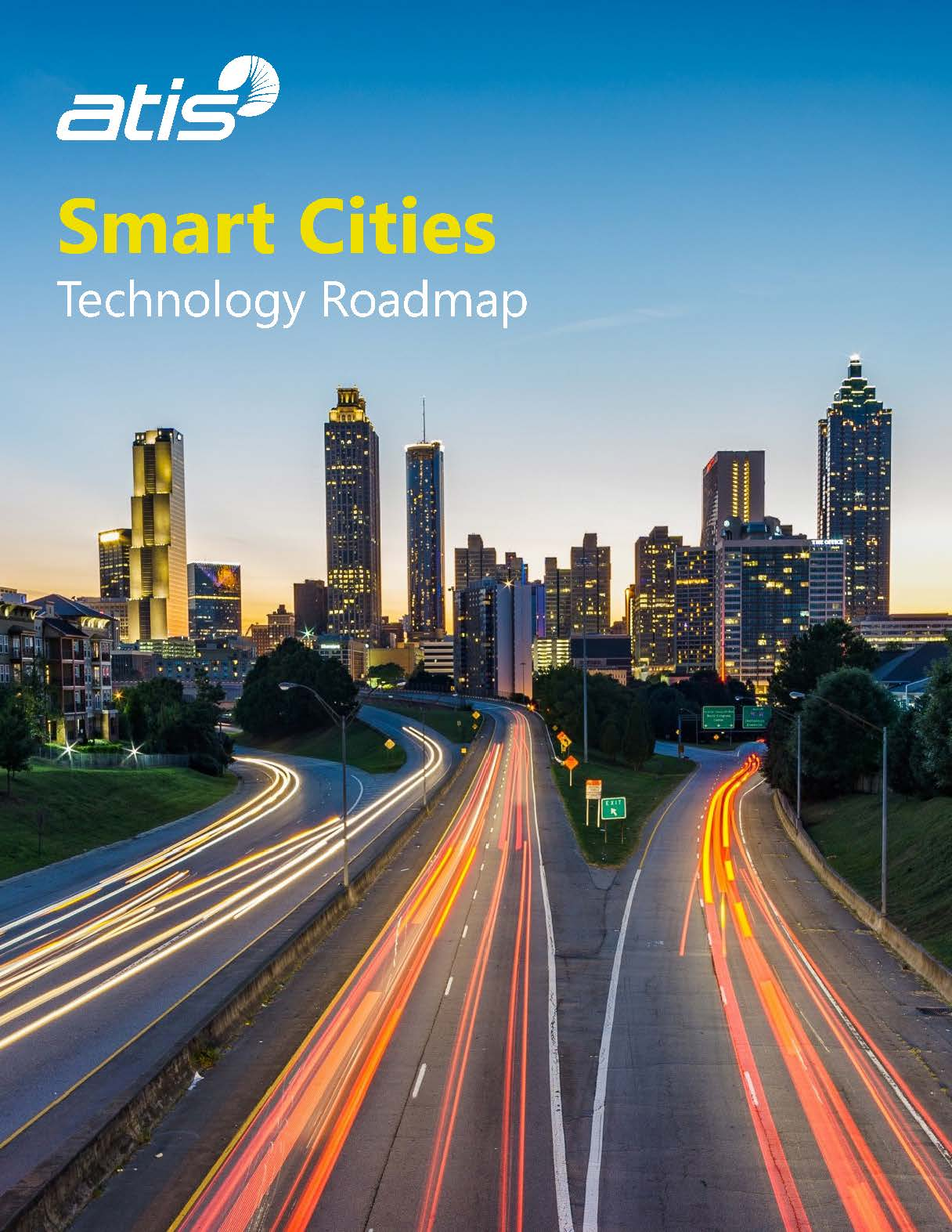 Smart Cities Road Map cover
