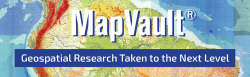 Logo; MapVault