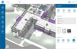According to Esri, ArcGIS Indoors applies the latest location technology to allow users to see and share where assets, rooms, departure gates and offices are located. (Photo: Esri)