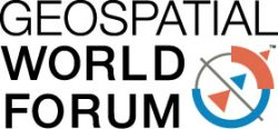 Logo: Geospatial World Forum
