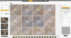 Datumate's DatuSurvey 5.5 software offers 2D vectorized measurements and 3D point clouds models. (Screenshot: Datumate)