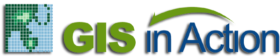 GIS in Action logo