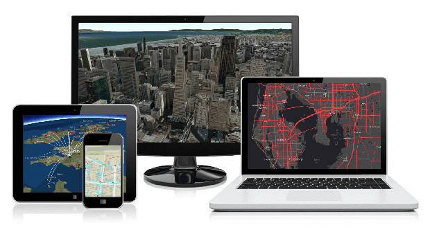 ArcGIS for Developers. (Photo: Esri)