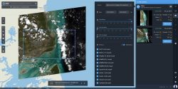 Image from Landviewer for analytics. (Image: EOS)
