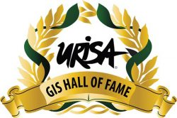 Logo: URISA Hall of Fame