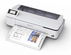 The Epson SureColor T2170 is designed for personal workspaces and home-based high-tech offices. (Photo: Epson)