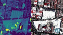Dutch company NEO B.V. is using SimActive's Correlator3D software to assess solar potential in multiple cities. (Image: SimActive)