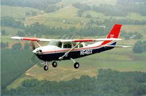 Civil Air Patrol Cessna. (Photo: CAP)
